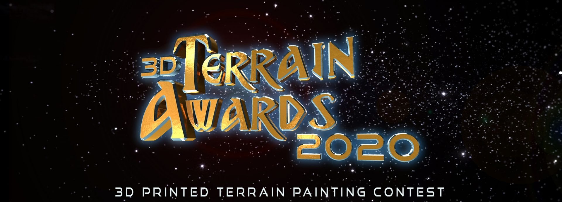 The 3D Terrain Awards
